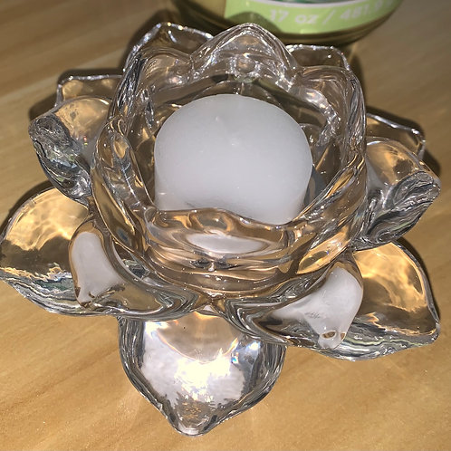 Glass Lotus Flower