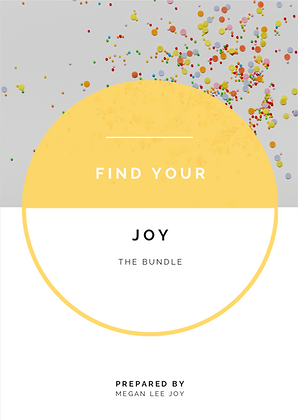 Find Your Joy: The Over Achiever Bundle