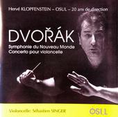 Dvorak live - Concerto op. 104