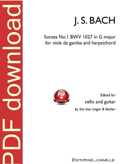 J.S. Bach - Sonata BWV 1027