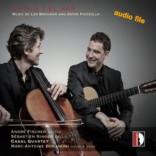 Piazzolla - double concerto (audio wav)