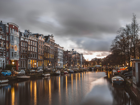 Amsterdam: A beautiful city with a dark undercurrent