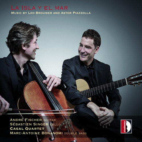 """ La Isla y el Mar "" - Music by Leo Brouwer and Astor Piazzolla"