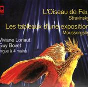 L'Oiseau de Feu, Strawinsky – Tableaux d'une exposition, Moussorgsky