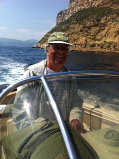 Guy Bovet - touriste