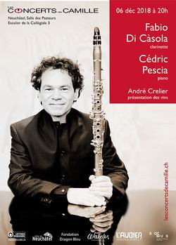 Fabio Di Casolà & Cédric Pescia