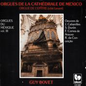 L'orgue historique de l'Epître à la cathédrale de Mexico