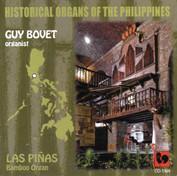 Orgues historiques des Philippines (4 CD's)