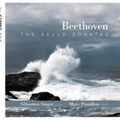 Beethoven the Cello Sonatas