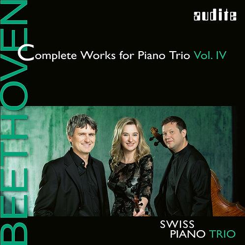 "BEETHOVEN ""piano trios vol IV"""