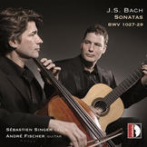Bach - sonates pour gambe