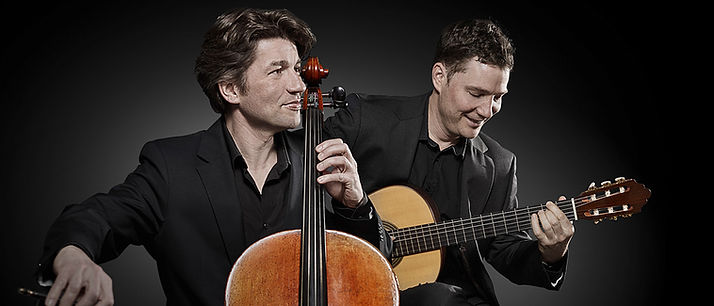 violoncelle guitare singer fischer