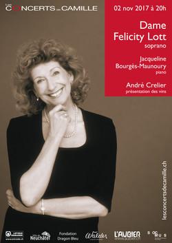Dame Felicity Lott