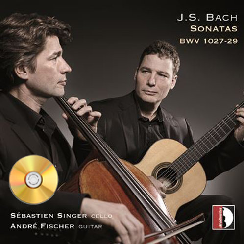 CD | Bach - The sonatas for gamba