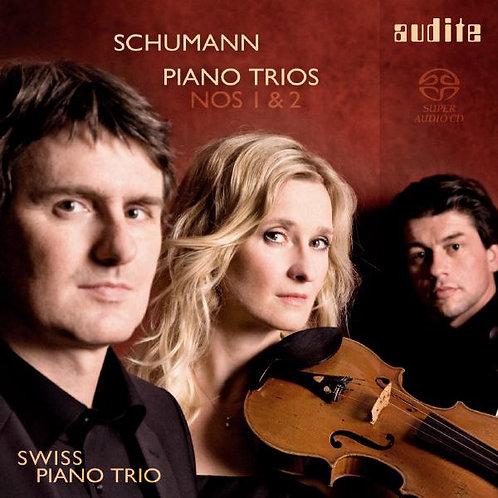 "SCHUMANN ""piano trios vol. I"""