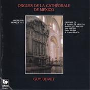 Orgues de la Cathédrale de México, vol. 1, 1987, Gallo