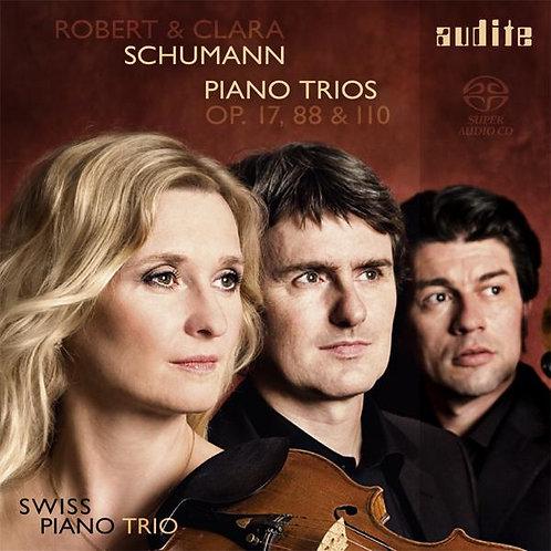 "SCHUMANN ""piano trios vol. II"""