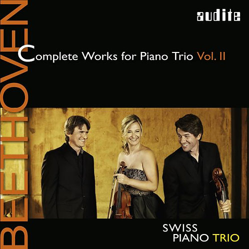 "BEETHOVEN ""piano trios vol II"""