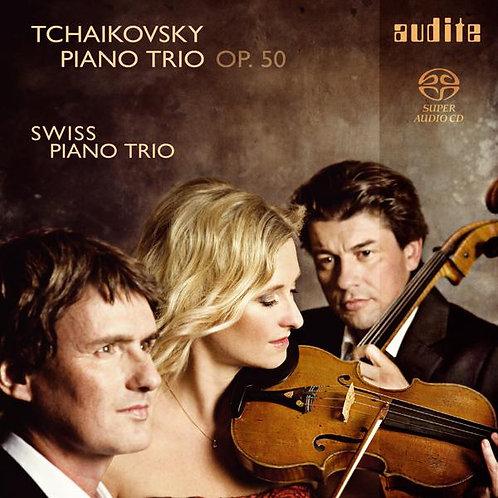 """TCHAIKOVSKY """"piano trio op. 50"""""""