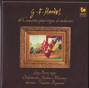 Les 16 concertos pour orgue et orchestre de Haendel, 2002, Gallo
