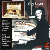 L'orgue de cinéma Wurlitzer du Collège Claparède à Genève