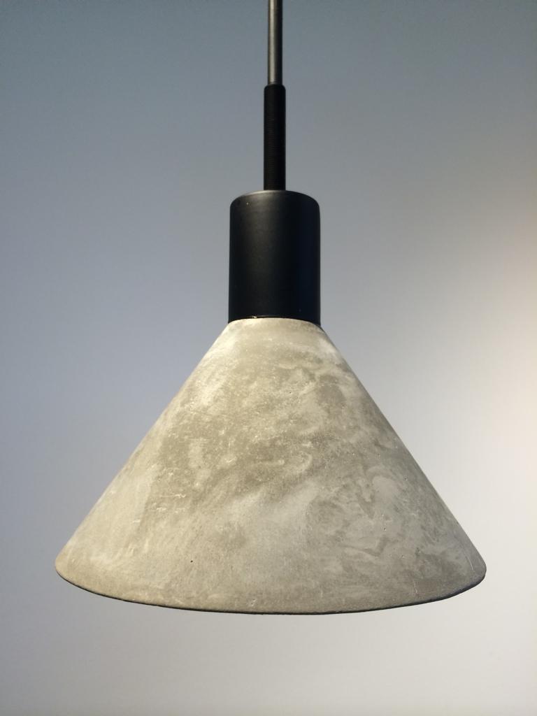 Luminaria de Concreto