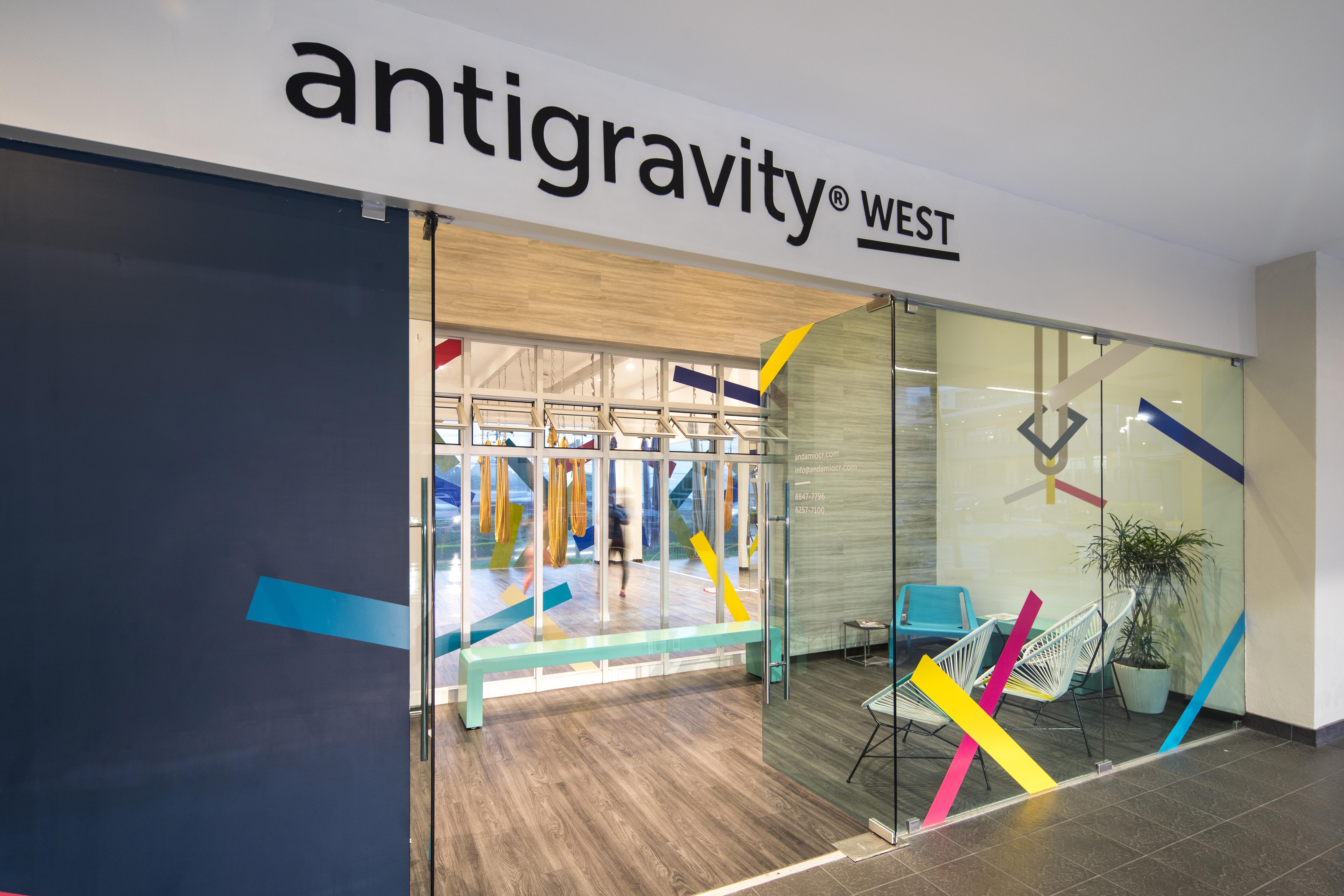 Antigravity West