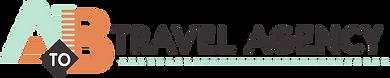 A to B Travel Agency logo