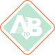 A to B Travel Agency Badge