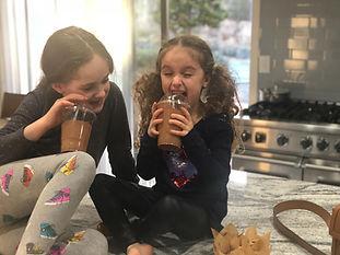 Mid-Day Chocolate Shake - Kids favorite!
