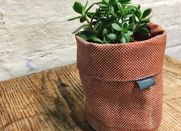 Orange Plant Cover