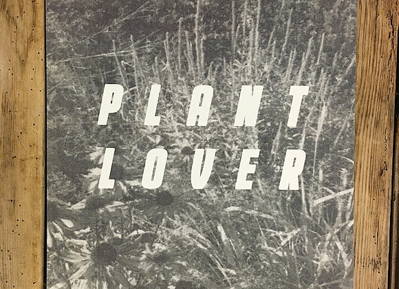 Plant Lover - A3 Art Print