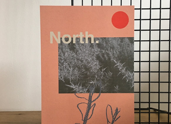 North Root A4 Print