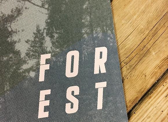 Forest - A3 Art Print