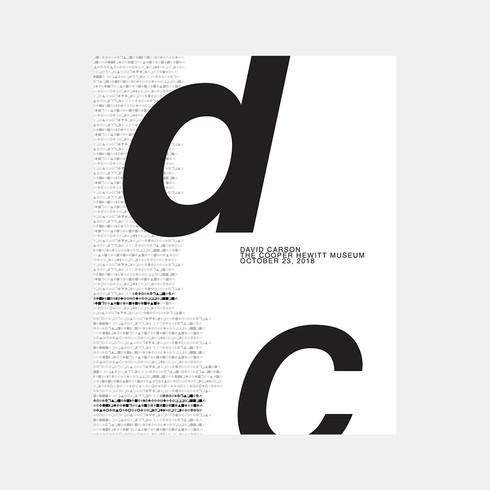 David Carson Exhibition