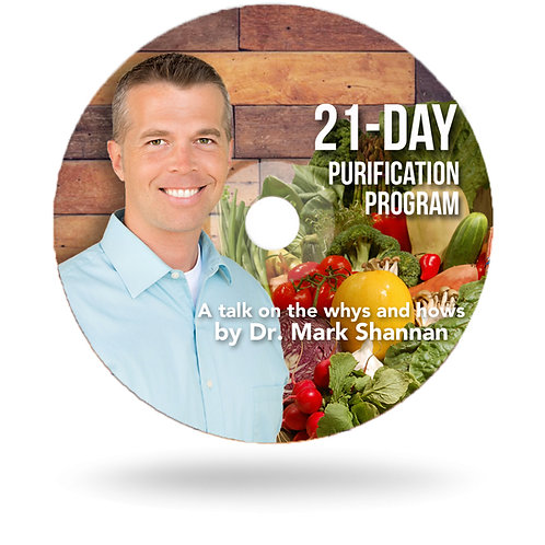 21-Day Purification Program DVD