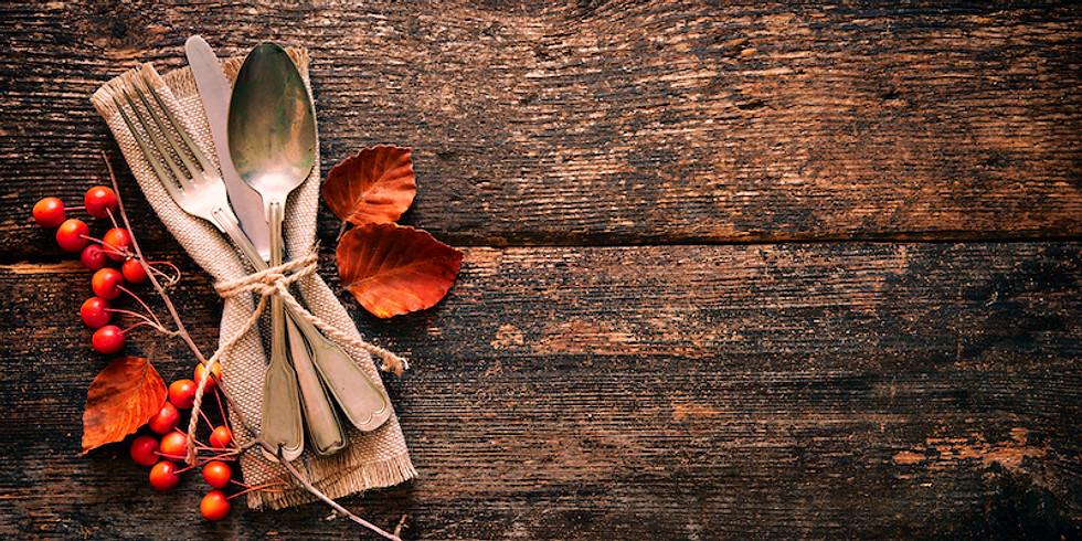 FEAST DINNER - Fall Harvest Inspiration