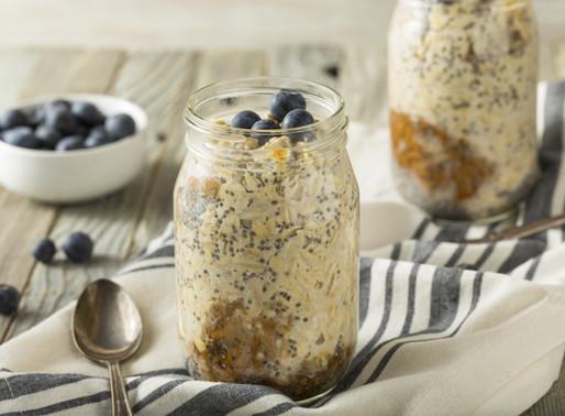 Easy Breakfast-Soaked Oats