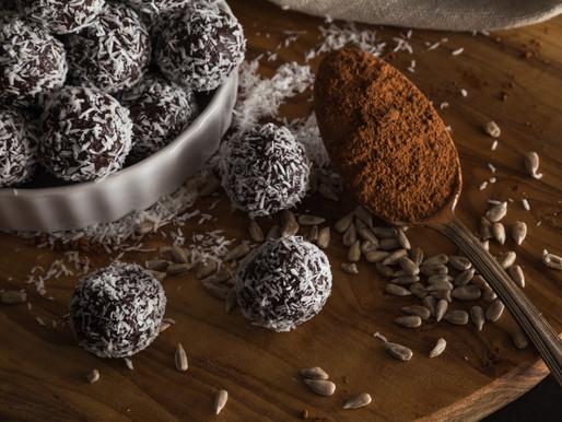 Superfood Snack-Shine Energy Balls