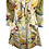 Thumbnail: Vibrant green floral kimono style jacket