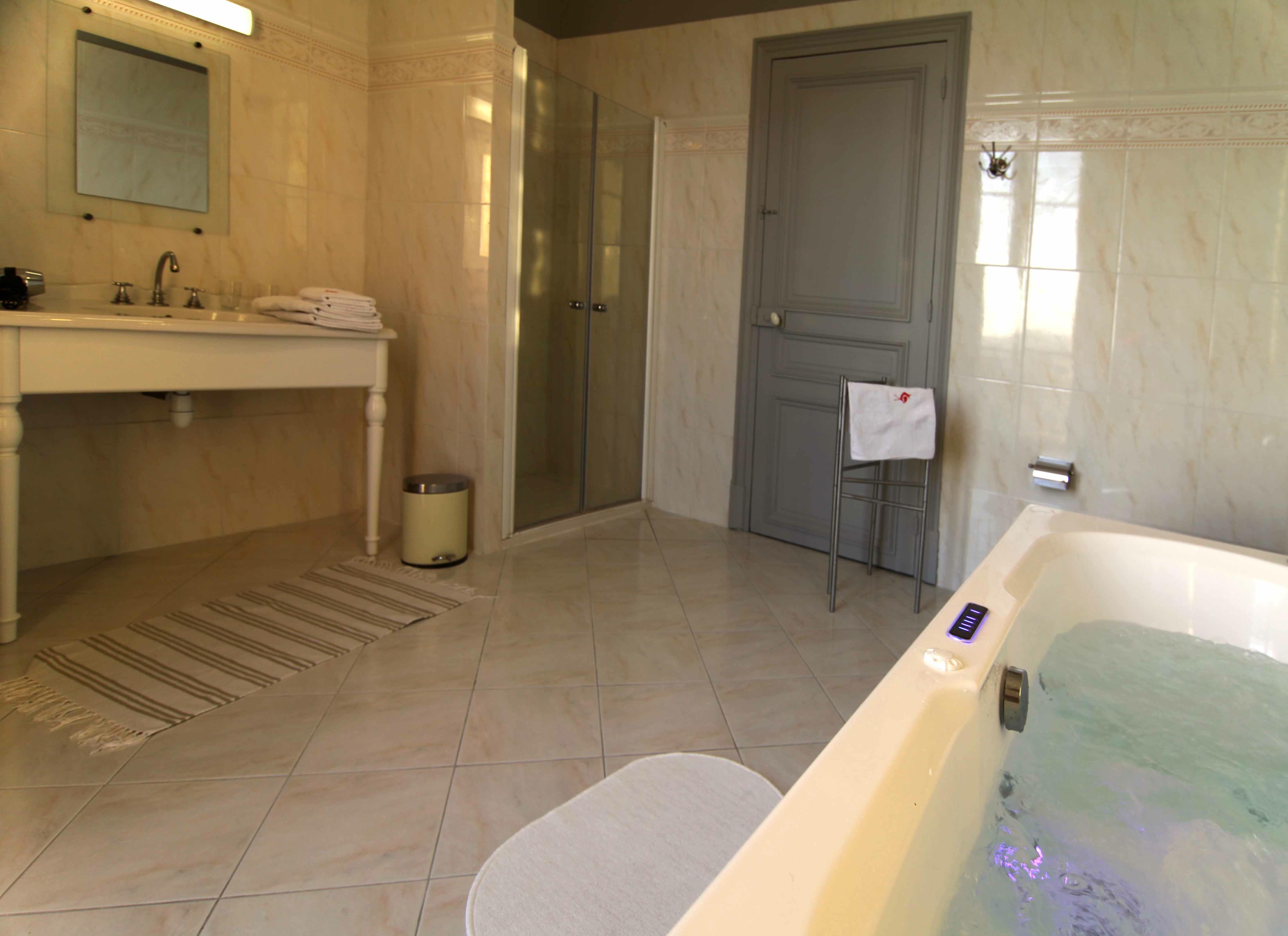 Salle de bain (Chambre Pallas)