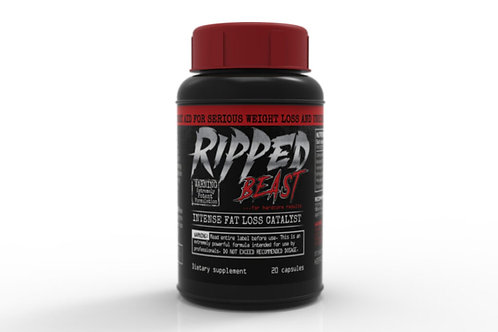 Ripped Fat Burner - Beast For Him