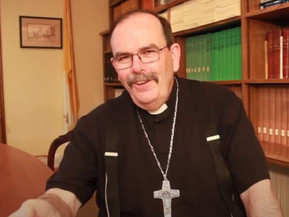 Bishop LeGatt We're All in this Together For the Long Haul
