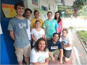CTK Parishioners helps send Parish youth on mission trip to San Jose Las Flores in El Salvador