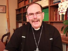 """Bishop LeGatt: """"Listen to the rustle of the wind."""""""