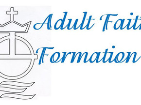 Adult Faith Formation and Education in Christ the King Parish