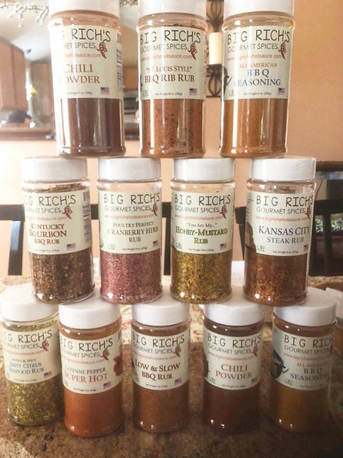 BIG RICH'S SPICES