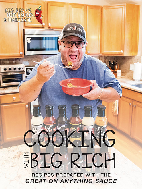 Big Rich's Cookbook