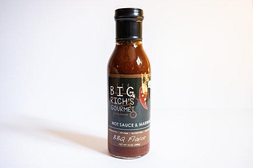 BIG RICH HOT SAUCE - BBQ