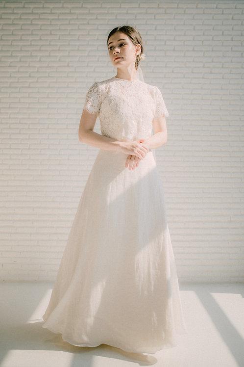 Classic Bride - Natural